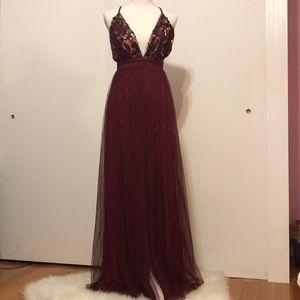 Fashion Nova Twinkle In Your Eyes Maxi Dress